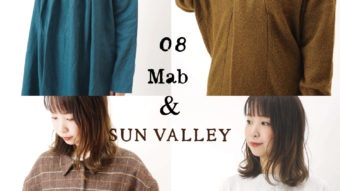 SUN VALLEY & 08mab COLLECTION