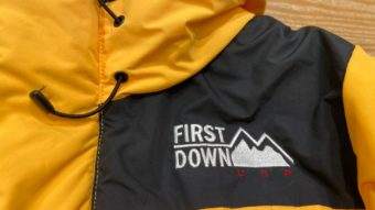 【FIRST DOWN×Cafetty】