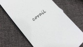 NEW  BRAND 「corail」入荷!