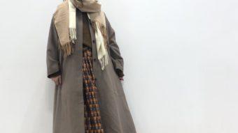 【CUBE SUGAR】×【CARINER】の新作で冬のナチュラルコーデ☆