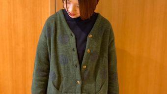 ルピリアの羽織物2型を使ったおすすめコーデ