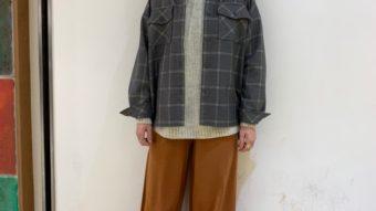 この冬着たい上野のお気に入りKnit!