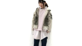 【小樽店】《TOBILA》のパーカージャケットを使った春のトップス特集♪♪