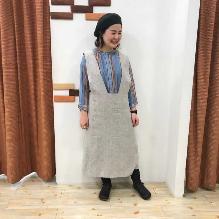 サロペスカート2