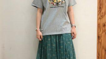 遊び心いっぱい【CHUMS】Tシャツ!!