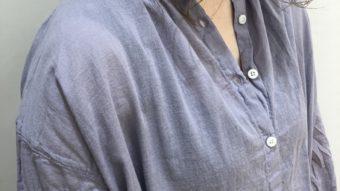 夏まで使える08mab & SUN VALLEY 綿麻羽織り特集