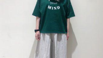 【KAKELA and TRANQUIL 】Tシャツが大量入荷!