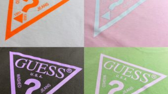 【the store】GUESS新作のご紹介♪