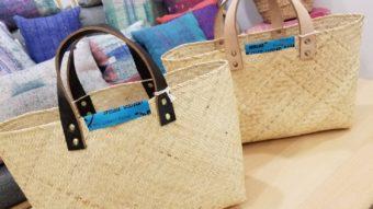 大人女性におすすめのシンプルなかごバッグ