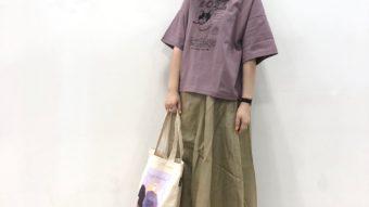 《Antgauge》の新作スカートで夏の着回しコーデ | smooth 小樽店