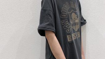 ビックTシャツ×ロングスカートでリラックスカジュアルstyle