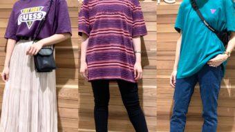 【GUESS】新作Tシャツのご紹介