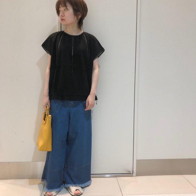 70%OFF!!【JEAN NASSAUS】で一味違う夏コーデ!