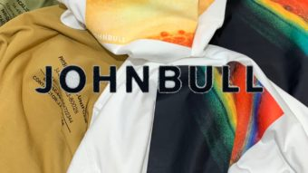 «JOHNBULL»特集+梅本からお知らせ。