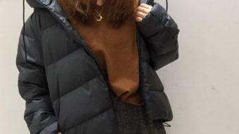 冬場には欠かせない、大人気ブランドのダウンジャケットをピックアップ