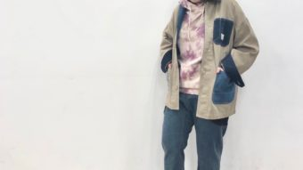 smooth小樽店|春の新作づくしリラックスカジュアルコーデ