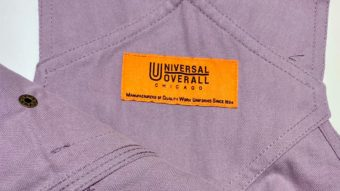 【UNIVERSAL OVERALL】ワーク系大人カジュアルコーデ♪♪