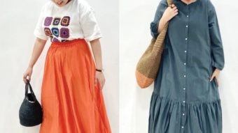 《Nanea》の主役級ギャザースカート着回しstyle | Smooth小樽店