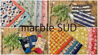 【marble SUD】おすすめ雑貨ご紹介♩