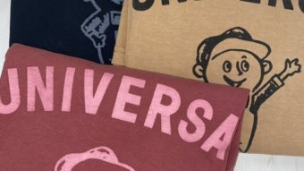 UNIVERSAL OVERALL⭐︎新作Tシャツ