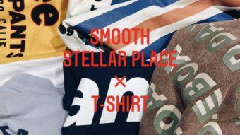 『バックスタイルがイケてるTシャツ達』smooth札幌ステラプレイス店