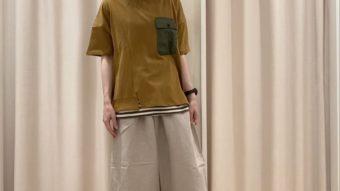 【KAKELA】1枚で可愛いデザインTシャツ