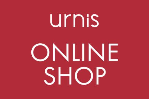 urnis ONLINE SHOP