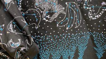 marble SUD Stellar刺繍