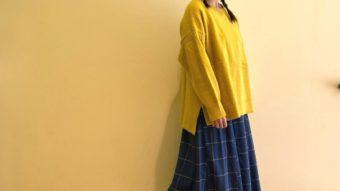 新作スカートスタイル別でご紹介♪